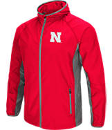 Men's Stadium Nebraska Cornhuskers College Archer Full-Zip Hoodie