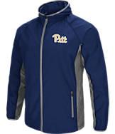 Men's Stadium Pitt Panthers College Archer Full-Zip Hoodie