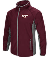 Men's Stadium Virginia Tech Hokies College Archer Full-Zip Hoodie