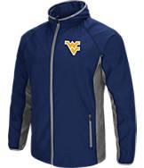 Men's Stadium West Virginia Mountaineers College Archer Full-Zip Hoodie