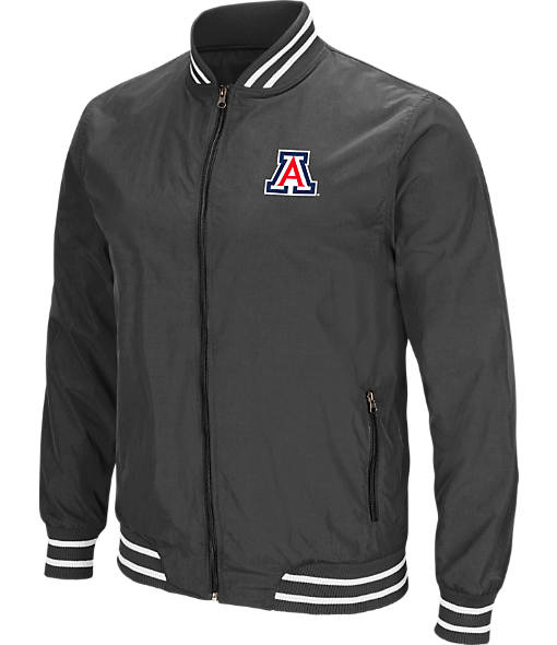 Men's Stadium Arizona Wildcats College Blade Full-Zip Jacket