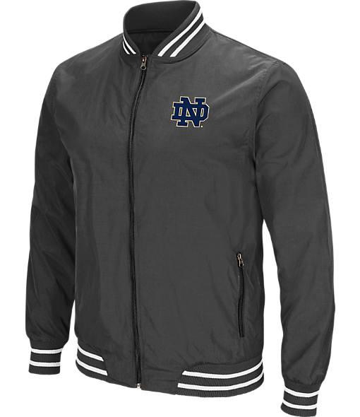 Men's Stadium Notre Dame Fighting Irish College Blade Full-Zip Jacket