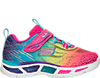 Girls' Toddler Skechers S Lights: Litebeam Running Shoes