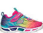 Girls' Toddler Skechers S Lights: Litebeam Running Shoes