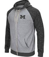 Men's Stadium Michigan Wolverines College Regulation Full-Zip Hoodie