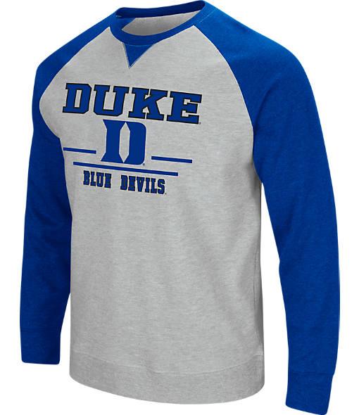 Men's Stadium Duke Blue Devils College Turf Fleece Crew Sweatshirt