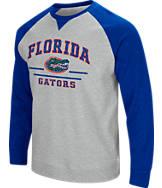 Men's Stadium Florida Gators College Turf Fleece Crew Sweatshirt