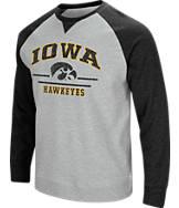 Men's Stadium Iowa Hawkeyes College Turf Fleece Crew Sweatshirt