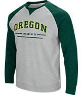 Men's Stadium Oregon Ducks College Turf Fleece Crew Sweatshirt
