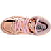 Bottom view of Girls' Grade School Skechers S Lights: Energy Lights Light-Up Casual Shoes in Rose Gold