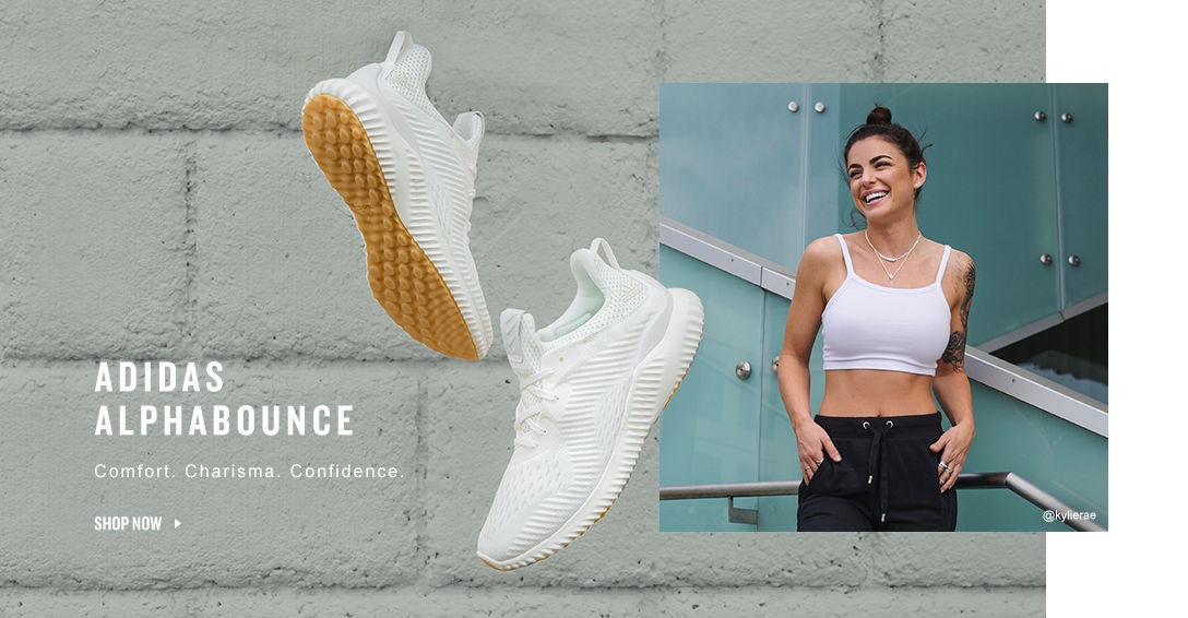 adidas Women's AlphaBounce. Shop Now.