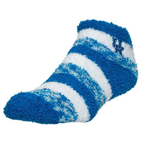 For Bare Feet Kentucky Wildcats College Sleep Soft RMC Pro Stripe Socks