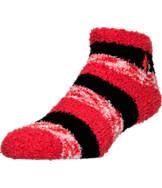 For Bare Feet Louisville Cardinals College Sleep Soft RMC Pro Stripe Socks