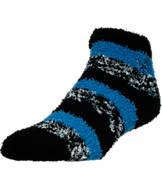 For Bare Feet Detroit Lions NFL Sleep Soft RMC Pro Stripe Socks