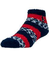 For Bare Feet Houston Texans NFL Sleep Soft RMC Pro Stripe Socks