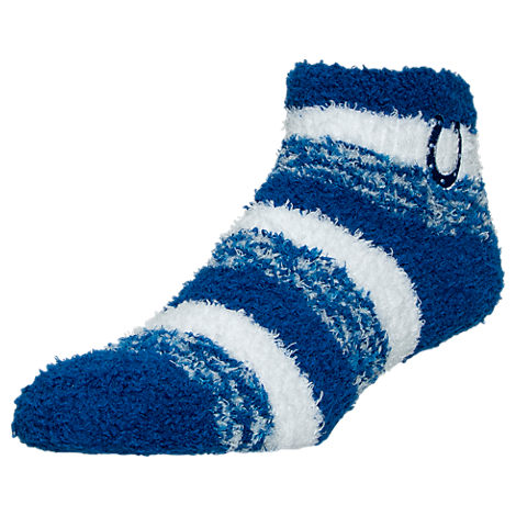 For Bare Feet Indianapolis Colts NFL Sleep Soft RMC Pro Stripe Socks