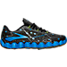 Right view of Men's Brooks Neuro Running Shoes in Black/Blue/Lime