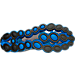 Bottom view of Men's Brooks Neuro Running Shoes in Black/Blue/Lime