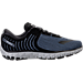 Right view of Men's Brooks Pureflow 6 Running Shoes in Heather/Black/Denim Blue