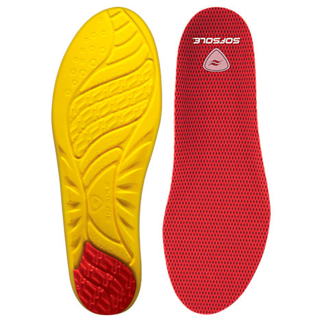 Men's Sof Sole Arch Insole Size 9-10.5