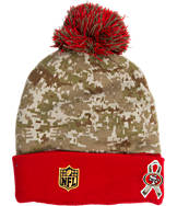 New Era San Francisco 49ers NFL Salute To Service Knit Hat
