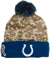 New Era Indianapolis Colts NFL Salute To Service Knit Hat