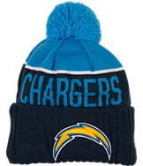 New Era San Diego Chargers NFL Sideline Knit Hat