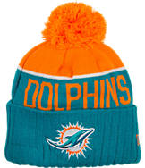 New Era Miami Dolphins NFL Sideline Knit Hat
