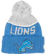 New Era Detroit Lions NFL Sideline Knit Hat