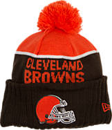 New Era Cleveland Browns NFL Sideline Knit Hat