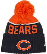 New Era Chicago Bears NFL Sideline Knit Hat