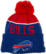 New Era Buffalo Bills NFL Sideline Knit Hat