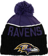 New Era Baltimore Ravens NFL Sideline Knit Hat