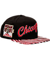 New Era Chicago Bulls NBA '91 Zubaz Snapback Hat
