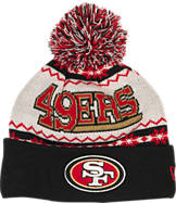 New Era San Francisco 49ers NFL Ugly Sweater Knit Hat