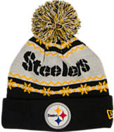 New Era Pittsburgh Steelers NFL Ugly Sweater Knit Hat