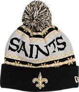 New Era New Orleans Saints NFL Ugly Sweater Knit Hat