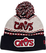 New Era Cleveland Cavaliers NBA Ugly Sweater Knit Hat