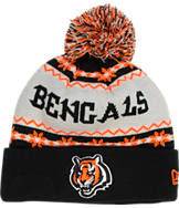 New Era Cincinnati Bengals NFL Ugly Sweater Knit Hat