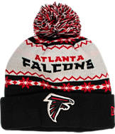 New Era Atlanta Falcons NFL Ugly Sweater Knit Hat