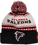 New Era Atlanta Falcons NFL Ugly Sweater Knit Hat