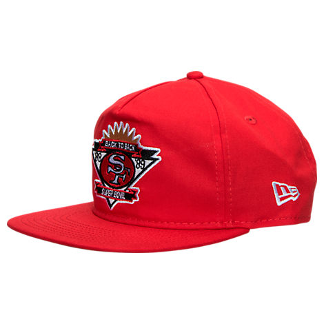 New Era San Francisco 49ers NFL Bay Area Champ Snapback Hat