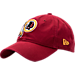 Front view of New Era Washington Redskins NFL Core Classic 9Twenty Adjustable Back Hat in Team Colors