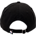 Back view of New Era Pittsburgh Steelers NFL Core Classic 9Twenty Adjustable Back Hat in Team Colors