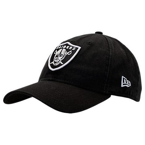 New Era Oakland Raiders NFL Core Classic 9Twenty Adjustable Back Hat