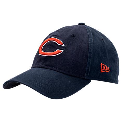 New Era Chicago Bears NFL Core Classic 9Twenty Adjustable Back Hat