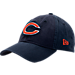 Front view of New Era Chicago Bears NFL Core Classic 9Twenty Adjustable Back Hat in Team Colors