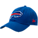 Front view of New Era Buffalo Bills NFL Core Classic 9Twenty Adjustable Back Hat in Team Colors