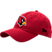 Front view of New Era Arizona Cardinals NFL Core Classic 9Twenty Adjustable Back Hat in Team Colors