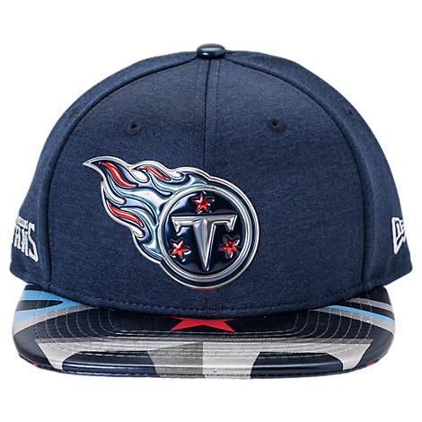New Era Tennessee Titans NFL 9FIFTY 2017 Draft Snapback Hat